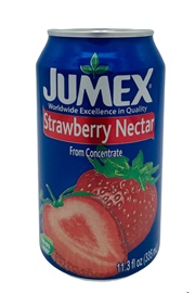 Picture of Strawberry Nectar by Jumex (Pack of 6) 11.3 FL OZ- Item No.6219