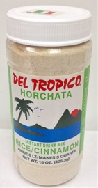 Picture of Del Tropico Horchata 15 oz. - Item No. 6220
