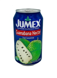 Picture of Guanabana Nectar by Jumex (Pack of 6) 11.3 FL OZ- Item No.6232