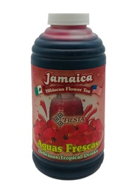 Picture of Jamaica Drink Concentrate by Fiesta  16 oz. - Item No. 6240