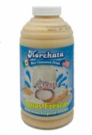 Picture of Horchata Drink Concentrate by Fiesta  16 oz. - Item No. 6242
