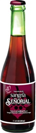 Picture of Sangria Senorial - Mexican Sangria Soft Drink 11 oz (Pack of 6) - Item No. 6257