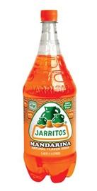 Picture of Mandarin Flavor - Jarritos Mandarina Soft Drink 1.5 liter- Item No.6266