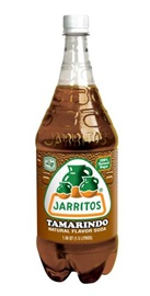 Picture of Tamarind Flavor - Jarritos Tamarindo Soft Drink 1.5 liter - Item No. 6268