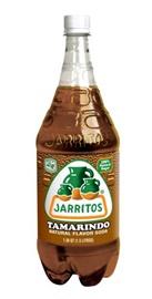 Picture of Tamarind Flavor - Jarritos Tamarindo Soft Drink 1.5 liter- Item No.6268
