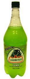 Picture of Lime Flavor - Jarritos Lime Soda 1.5 liter- Item No.6269