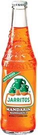 Picture of Mandarin Flavor - Jarritos Mandarina Soft Drink 12.5 oz (Pack of 6) - Item No. 6270