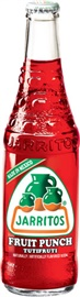 Picture of Fruit Punch - Jarritos Fruit Punch Soft Drink 12.5 oz (Pack of 6)- Item No.6271