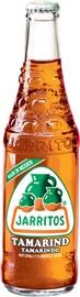 Picture of Tamarind - Jarritos Tamarindo Soft Drink 12.5 oz (Pack of 6)- Item No.6272