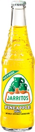 Picture of Pineapple Flavor - Jarritos Pineapple Soda 12.5 oz (Pack of 6)- Item No.6273