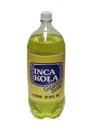 Picture of Inca Kola 2 liter - Item No. 6281