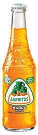Picture of Mango Soda Pop - Jarritos Mango 12.5 oz (Pack of 6) - Item No. 6293