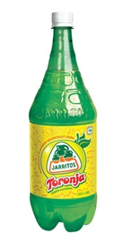 Picture of Grapefruit Flavor - Jarritos Grapefruit Soda 1.5 liter- Item No.6312