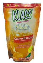 Picture of Tangarine - KLASS LISTO Agua de Mandarina - 14.1 oz - Item No. 6462