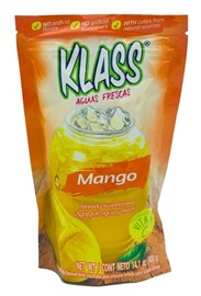 Picture of Mango Drink Mix - KLASS Listo Aguas Frescas de Mango  14.1 oz - Item No. 6468
