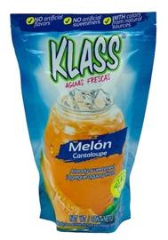 Picture of Cantaloupe Drink Mix - KLASS LISTO Agua de Melon - 14.1 oz- Item No.6469