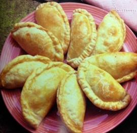 Picture of How to Make Empanadas Recipe- Item No.665-empanadas