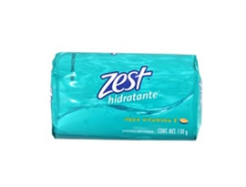 Picture of Zest Bath Soap (Mexico) 198 grms - Item No. 7202