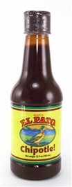 Picture of Chipotle Hot Sauce by El Pato - Item No. 72360-00018