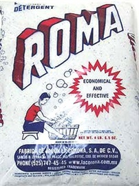 Picture of Roma Laundry Detergent 4.4 pounds- Item No.7245
