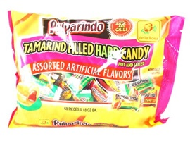 Picture of Pulparindo Tamarind Filled Hard Candy 12 oz - Item No. 725226-009155