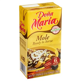 Picture of Mole Do�a Maria Ready to Serve  - Item No. 72878-05429