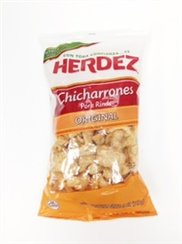 Picture of Chicharrones Pork Rinds Original by Herdez - Item No. 72878-07146