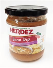 Picture of Bean Dip Pinto Beans by Herdez  - Item No. 72878-07150