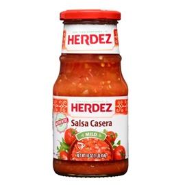 Picture of Salsa Casera Herdez Mild- Item No.72878-27551