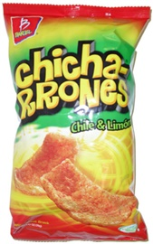Picture of Barcel Chicharrones Chile and Limon 2.47 oz - Item No. 74323-02507