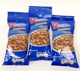 Picture of Barcel Crunchy Coated Japanese Style Peanuts 3.16 oz (Pack of 3)- Item No.74323-02728
