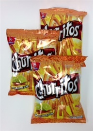 Picture of Barcel Churritos Chile and Lime 4 oz (Pack of 3) - Item No. 74323-06391