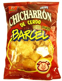 Picture of Barcel Pork Rinds 3.52 oz - Item No. 74323-079869