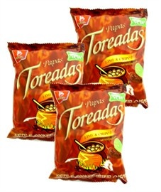 Picture of Barcel  Papas Toreadas Lime and Chipotle 1.86 oz (Pack of 3)- Item No.74323-09626