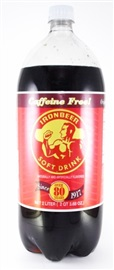 Picture of Iron Beer Soft Drink Caffeine Free - Item No. 75463-10667