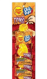 Picture of Chupa Chups Chili Dips Lollipops 8 Pieces - Item No. 76350-61533