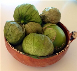 Picture of Tomatillos Green Husk Tomatoes- Item No.77745-31209
