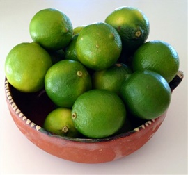 Picture of Fresh Mexican Key Limes - Item No. 77745-31210