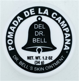 Picture of Pomada de La Campana - Dr. Bell's Pomade  2.6 OZ - Item No. 79733