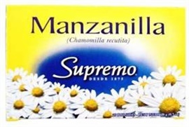Picture of Supremo Te de Manzanilla 0.7 oz - Item No. 80746-11137