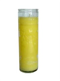 Picture of Yellow Candle Candle  (Pack of 6) - Item No. 8305