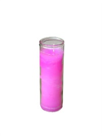 Picture of Pink Candle  (Pack of 6) - Item No. 8336