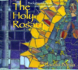 Picture of The Holy Rosary by Claudia Barua - Item No. 84501-14963