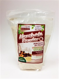 Picture of 100% Natural Horchata Powder 8.8 oz - Item No. 84672-70006