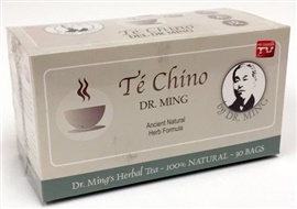 Picture of Te Chino del Dr. Ming Herbal Tea 100% Natural - Item No. 862103-110146