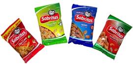 Picture of Sabritas Peanuts 4 pack Sampler (7 oz each) 28 oz- Item No.86700-4pack