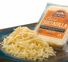 Picture of Queso Quesadilla Los Altos Cheese - Item No. 91155-13750