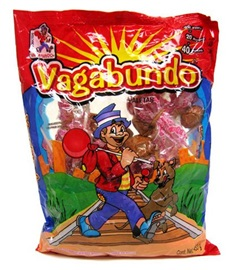 Picture of Vagabundo Lollipops with Chili 20 pieces - Item No. 9211