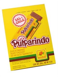 Picture of Pulparindo - Mexican Candy by De La Rosa - Item No. 9247