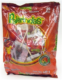 Picture of Paletas Palerindas Vero 40 pieces - Item No. 9248